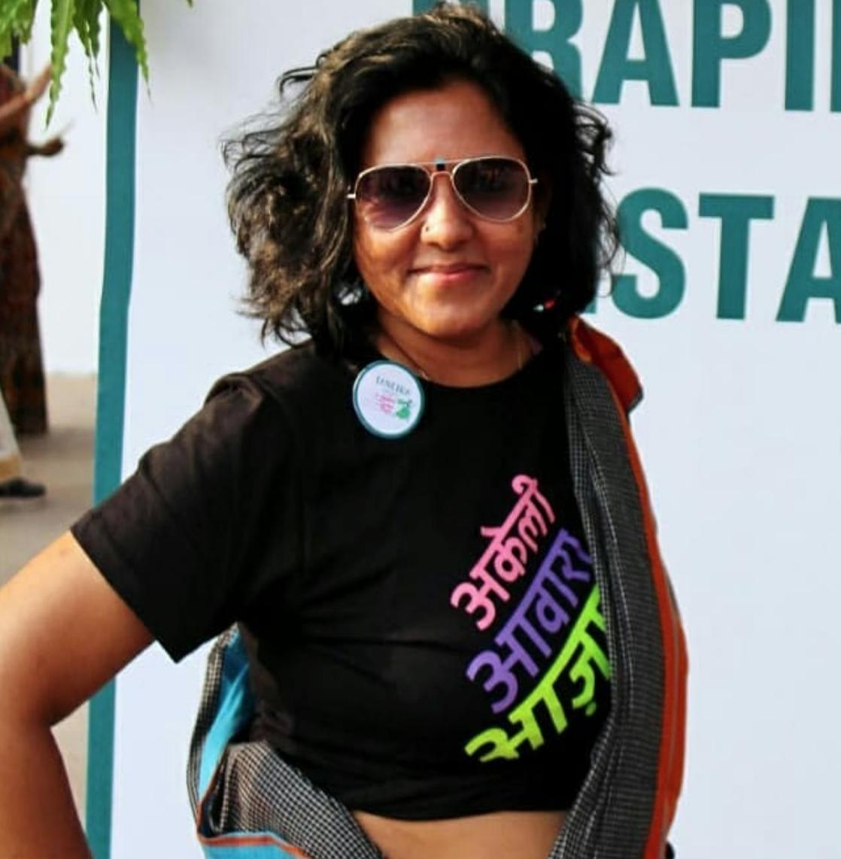 Sandhya Krishnan, Mumbai
