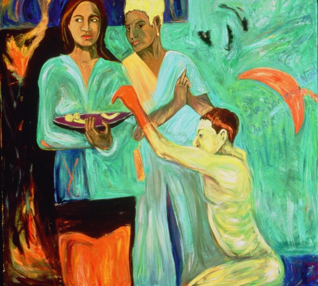 Gauguin's Zombie - The Awakening