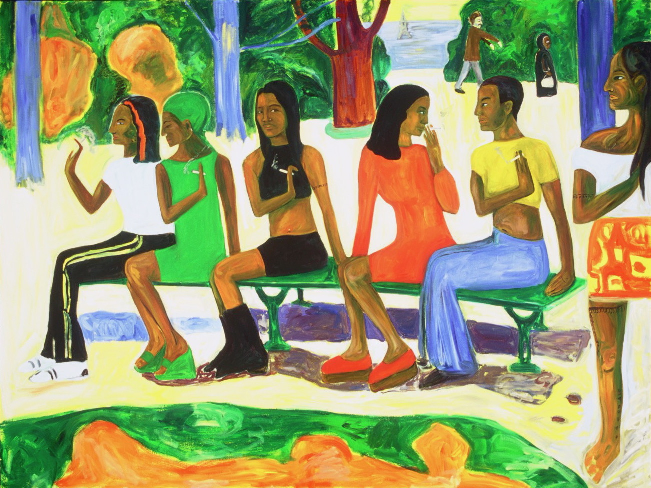 Gauguin's Zombie - Lost in Paris