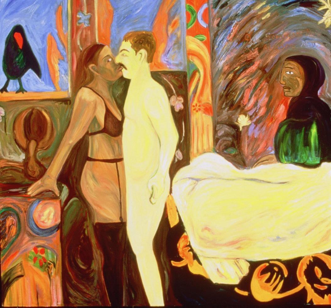 Gauguin's Zombie - Old Habits