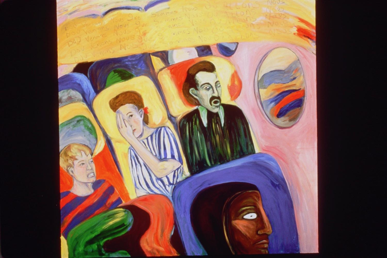Gauguin's Zombie - Trip to Paris
