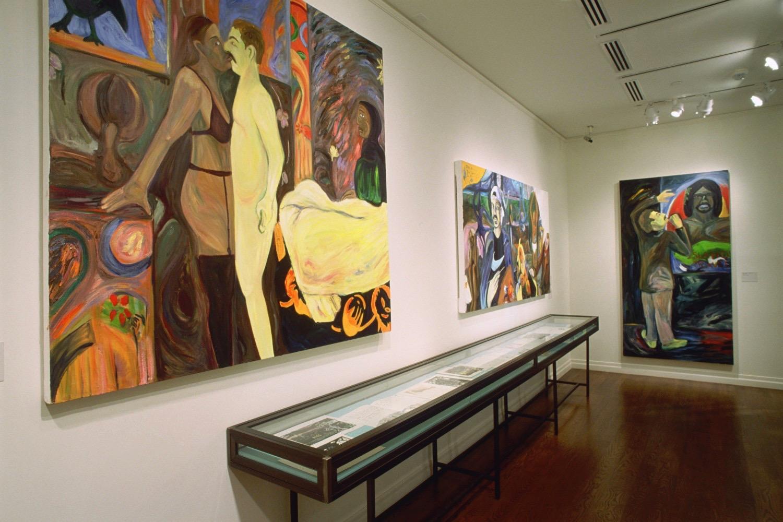 Gauguin's Zombie - Honolulu Museum