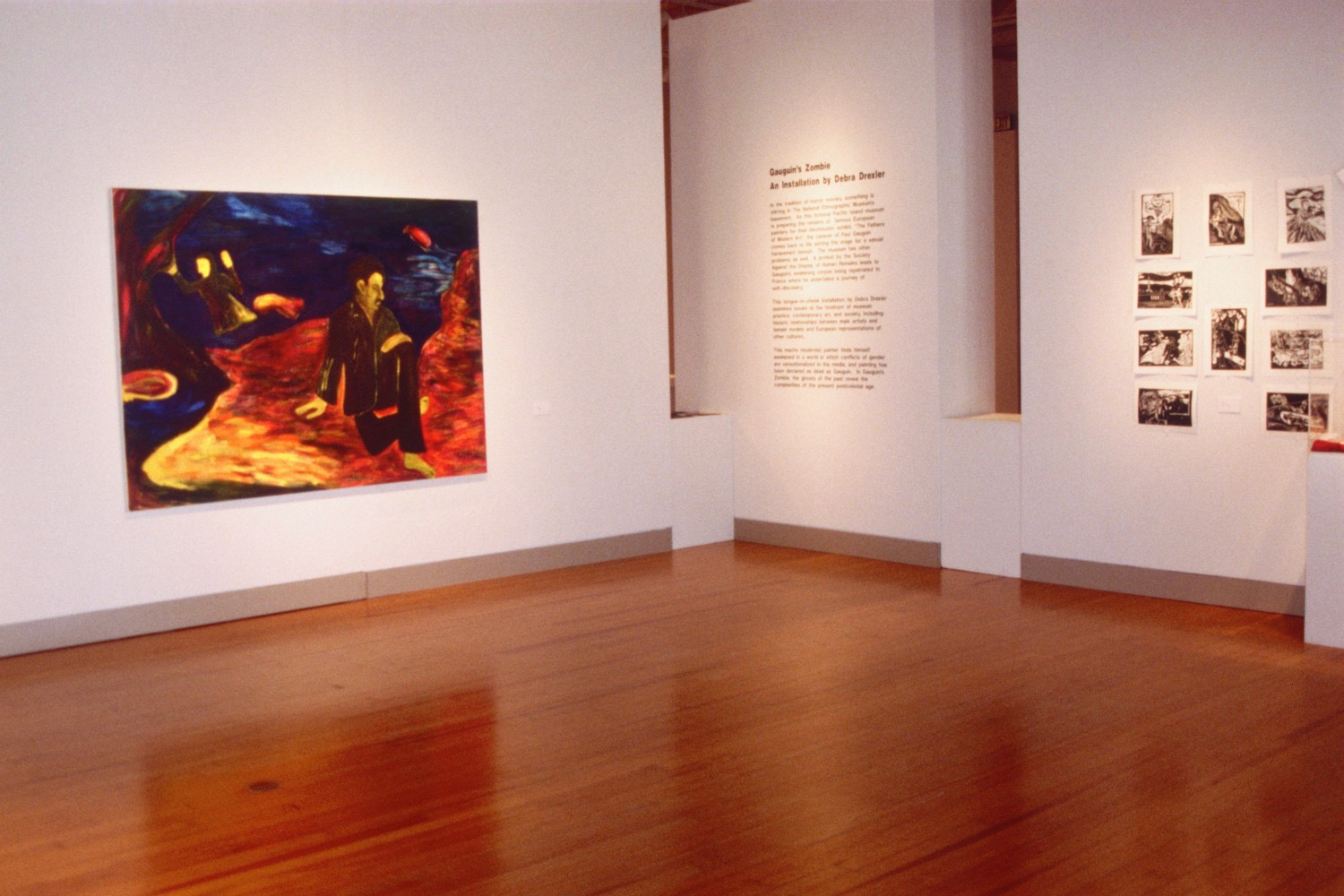 Gauguin's Zombie - Maui Arts and Cultural Center