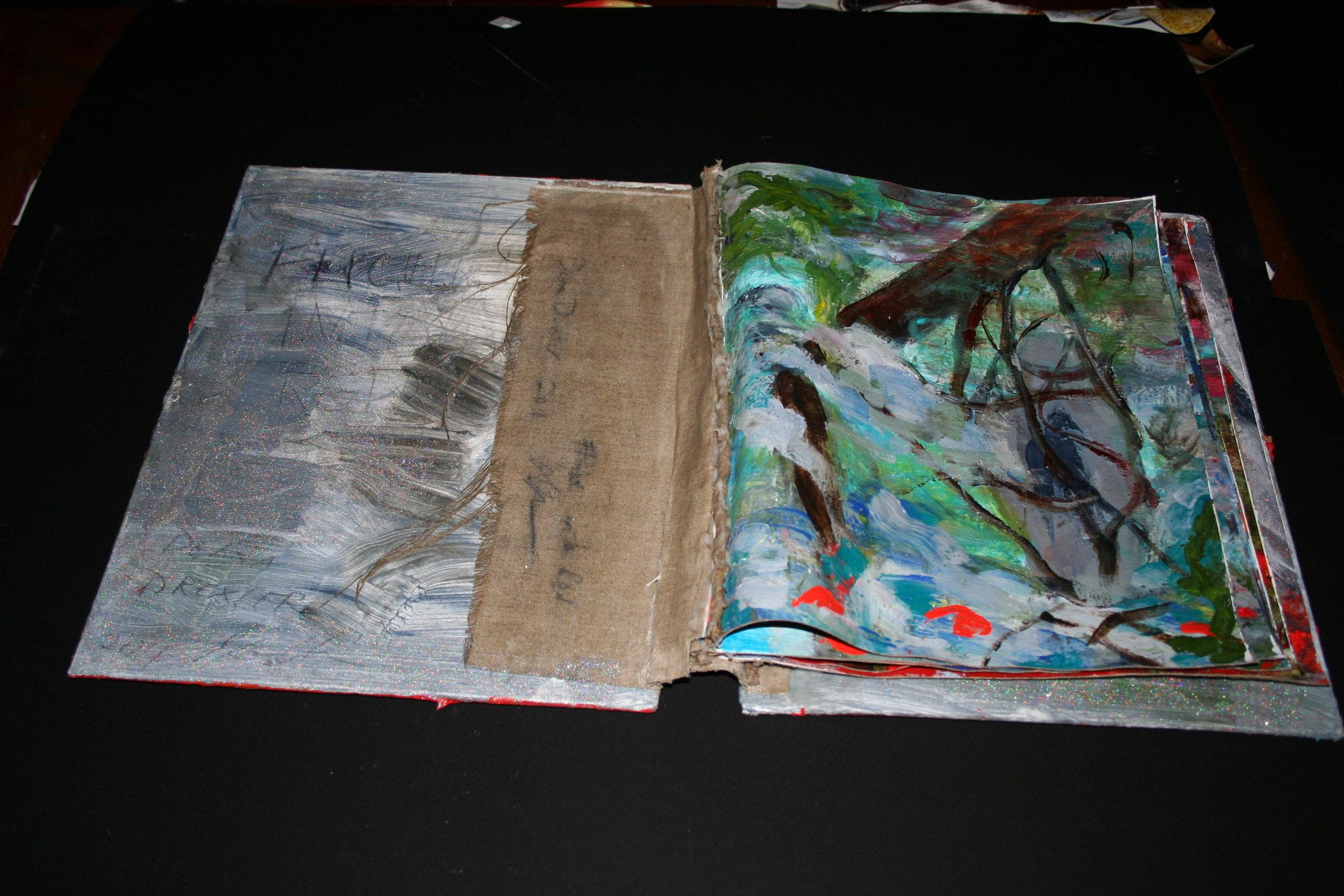 Shadow Play, Artist Book