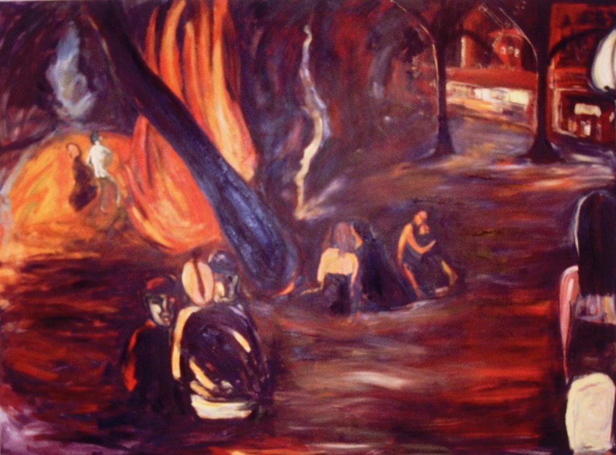 Gauguin's Zombie - Savages of Paris