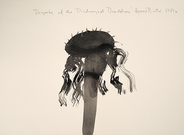 Dignity of the Discharged Dandelion, 1989