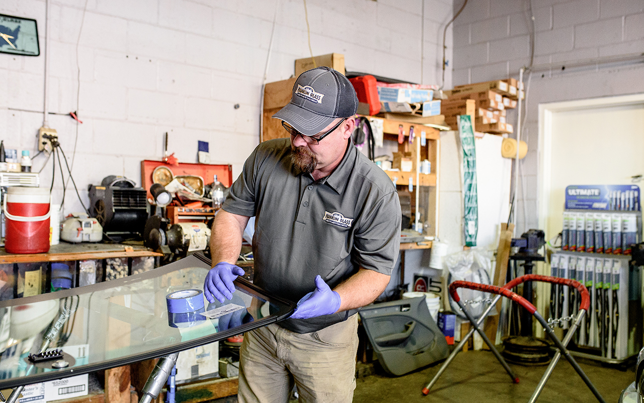 Auto Glass - Franklin Glass Products is recognized by major insurance carriers as an approved vendor for windshield repair and replacement services.