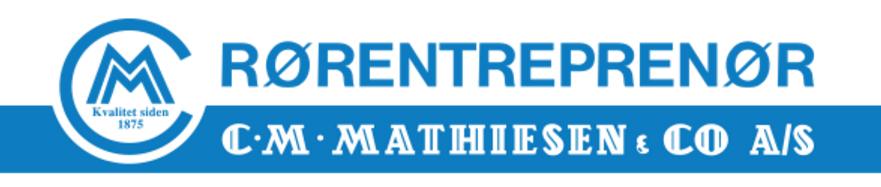 Rørentreprenør CM Mathiesen & Co AS.jpg