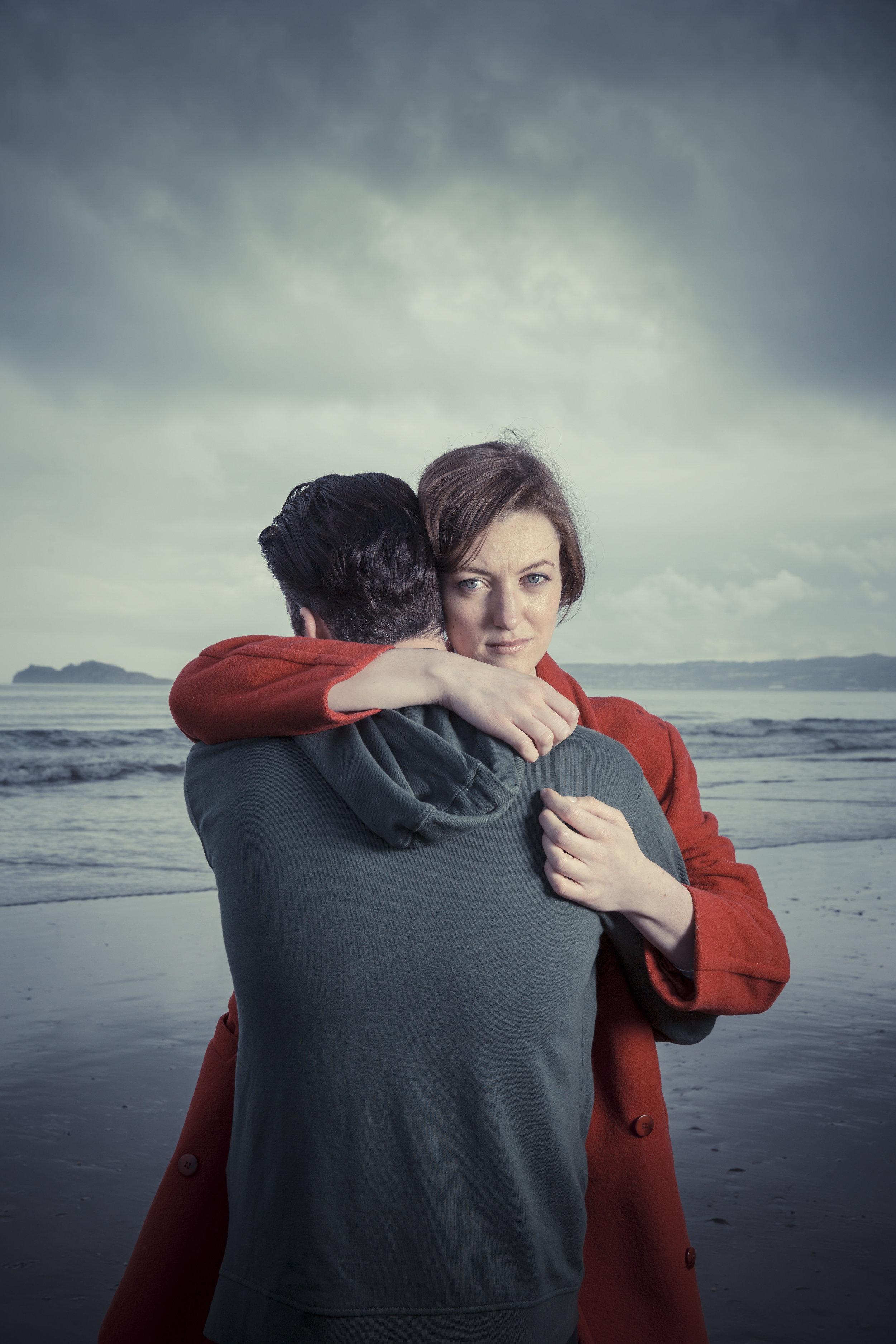 Liam Heslin and Rachel O'Byrne. Photo by Ste Murray.