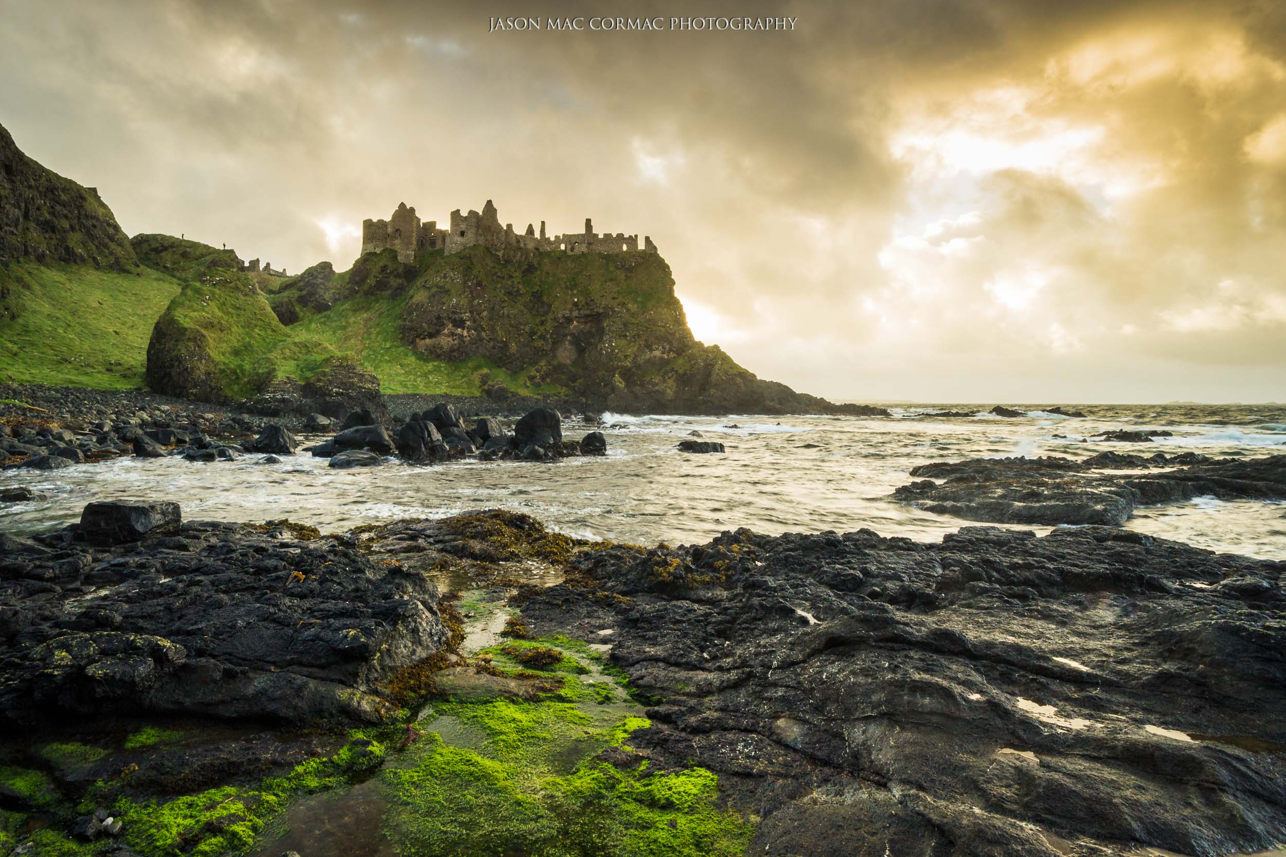 10. Dunluce Sunset