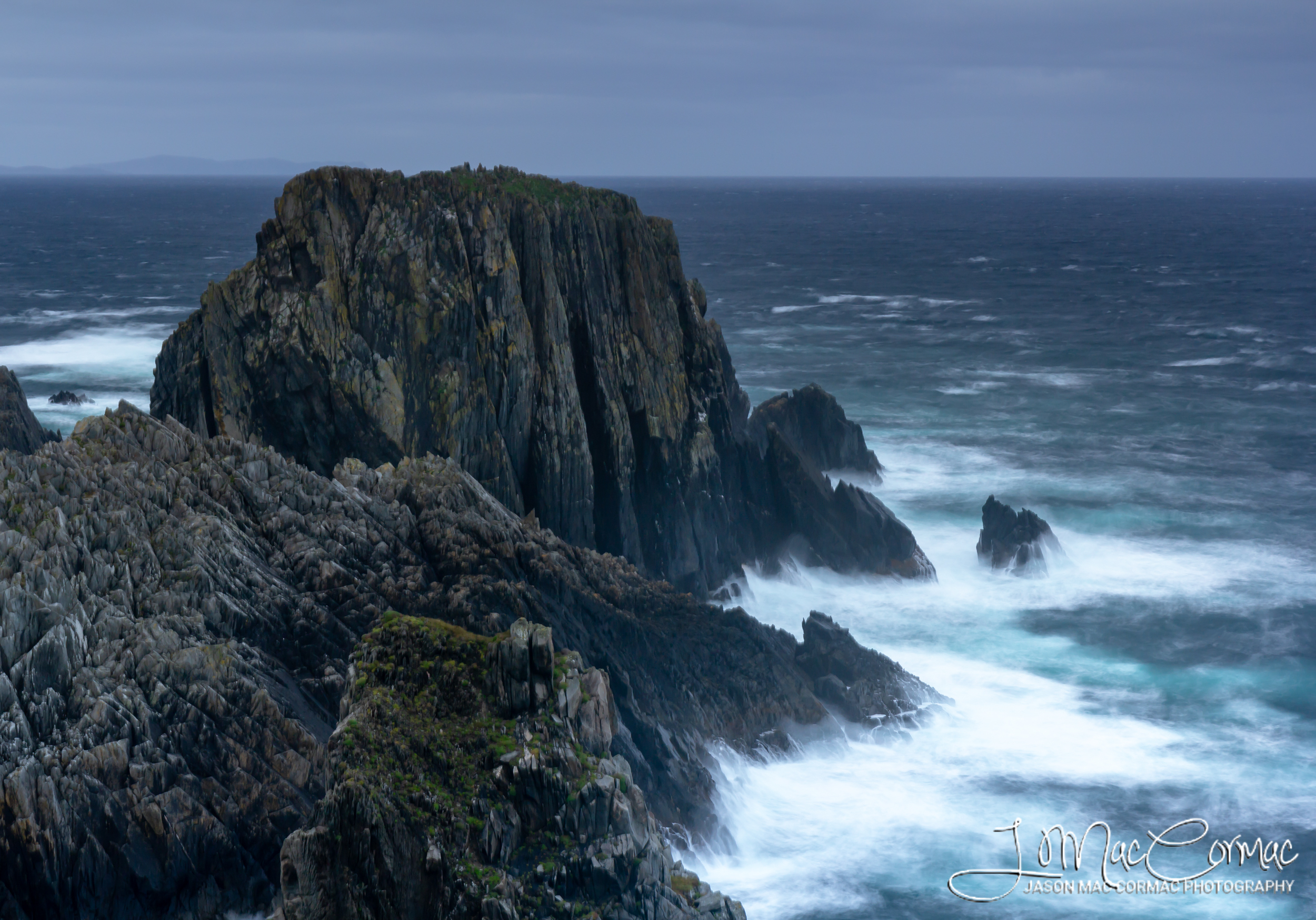 Malin and the Wild Atlantic Way, Donegal