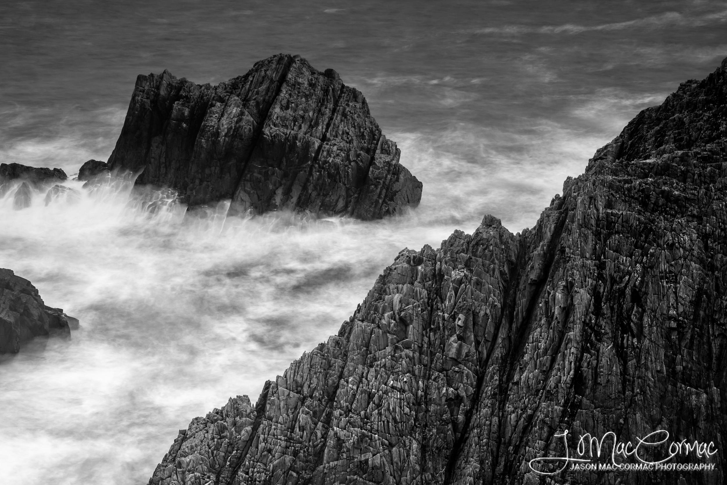 Cliffs, Donegal