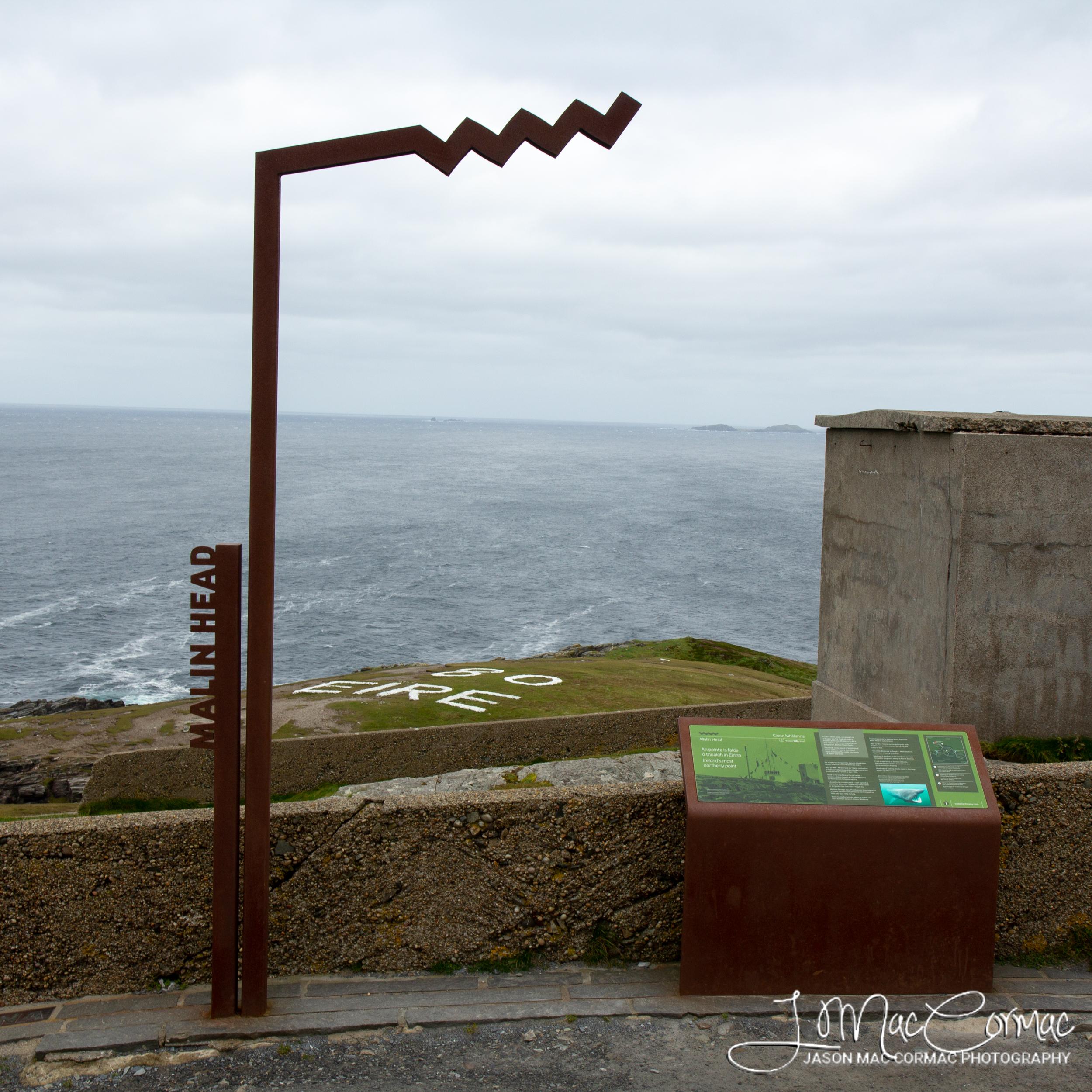 Malin Head, Signature Point, Wild Atlantic Way