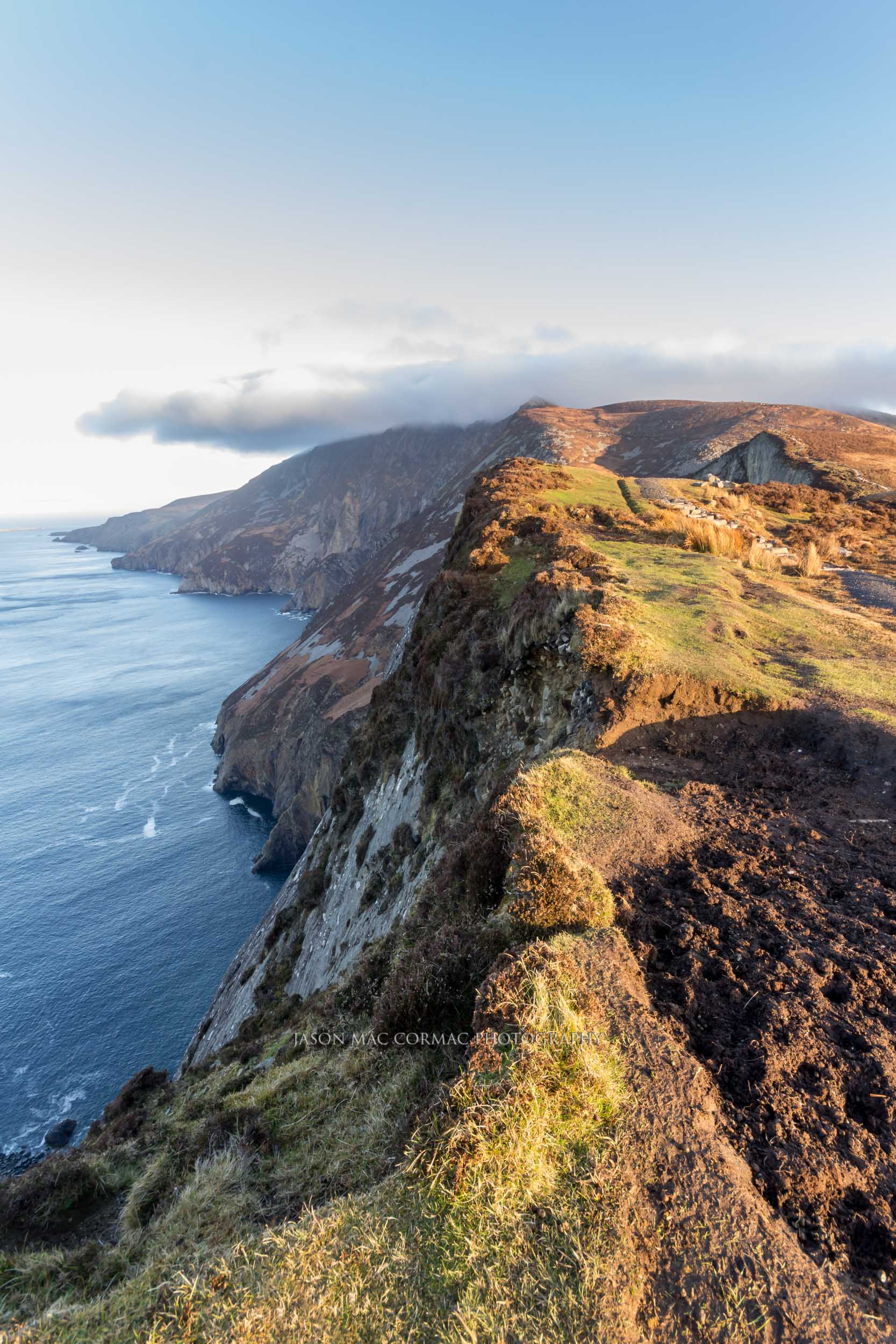 Slieve League at Sunrise, Donegal