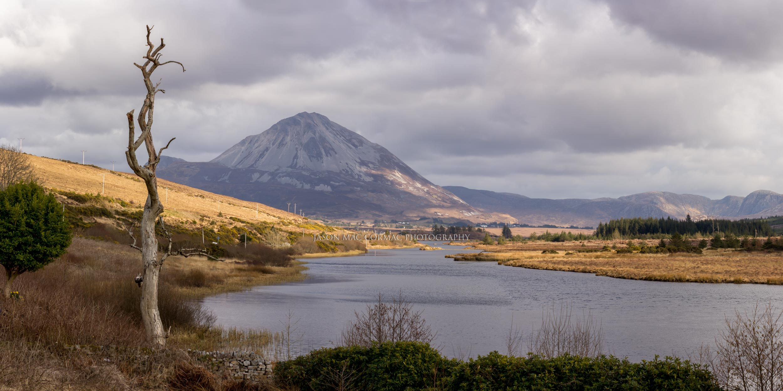 Errigal, County Donegal