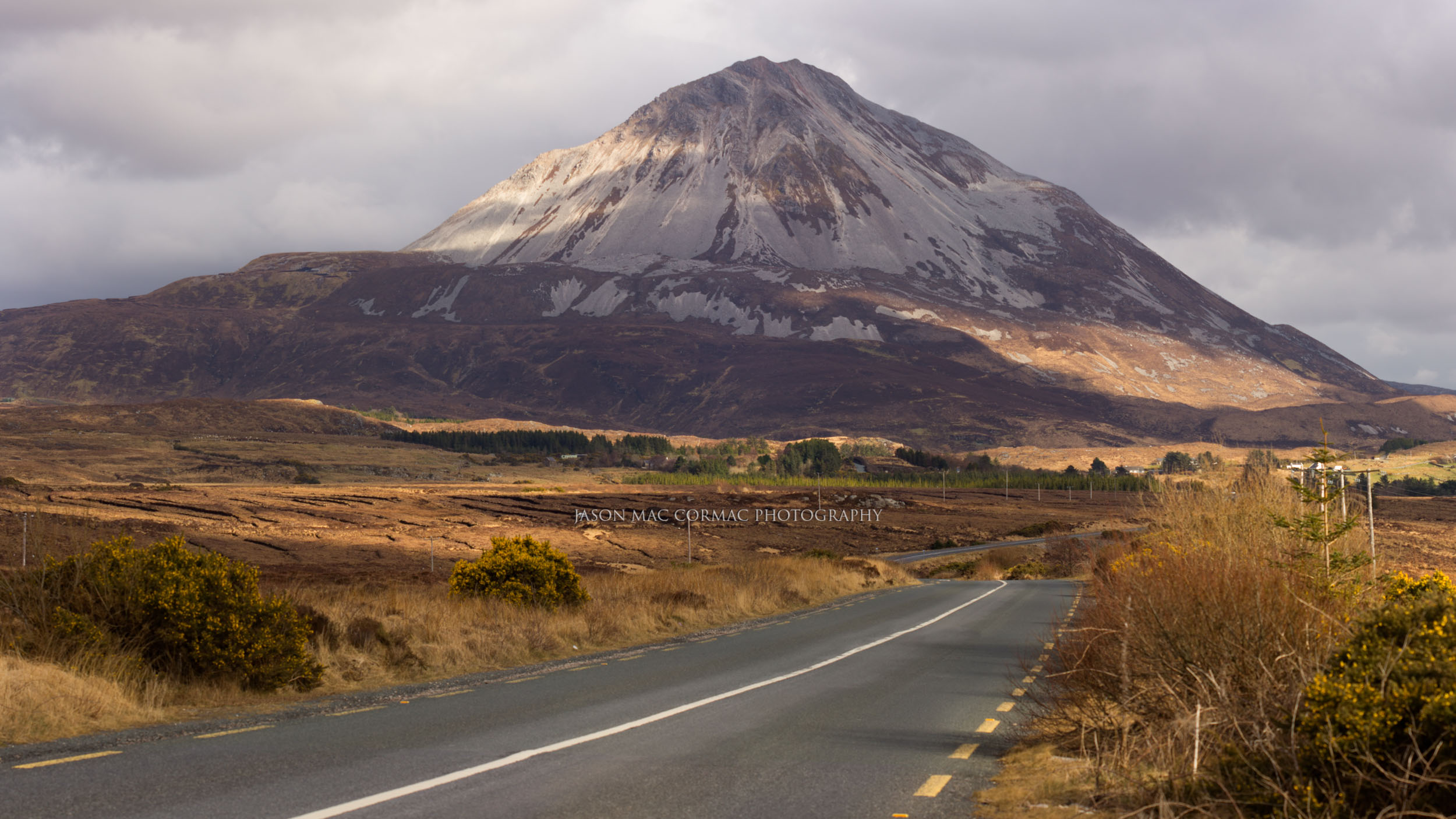 Mount Errigal, County Donegal