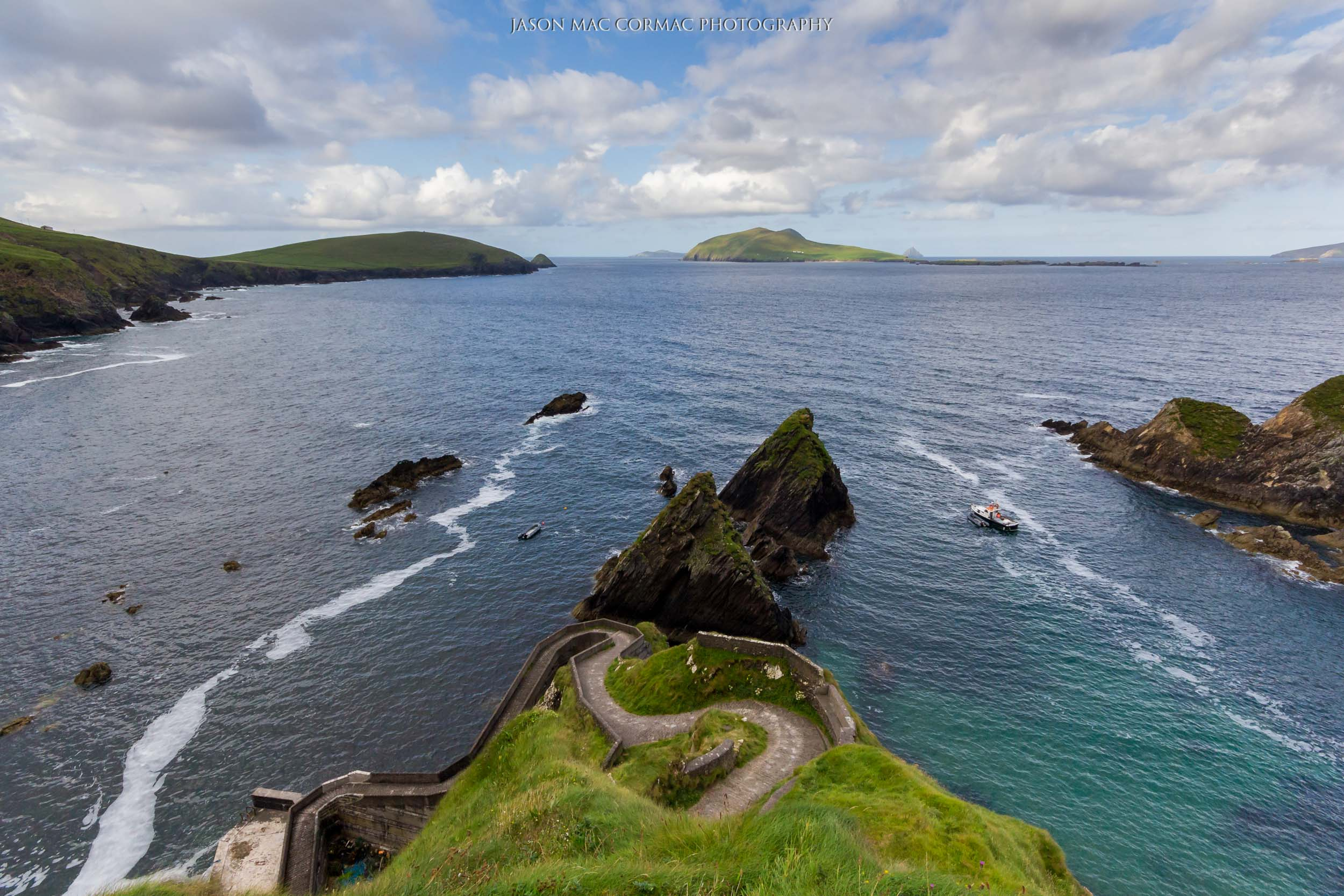 Dunquin Pier, Dingle Peninsula, County Kerry