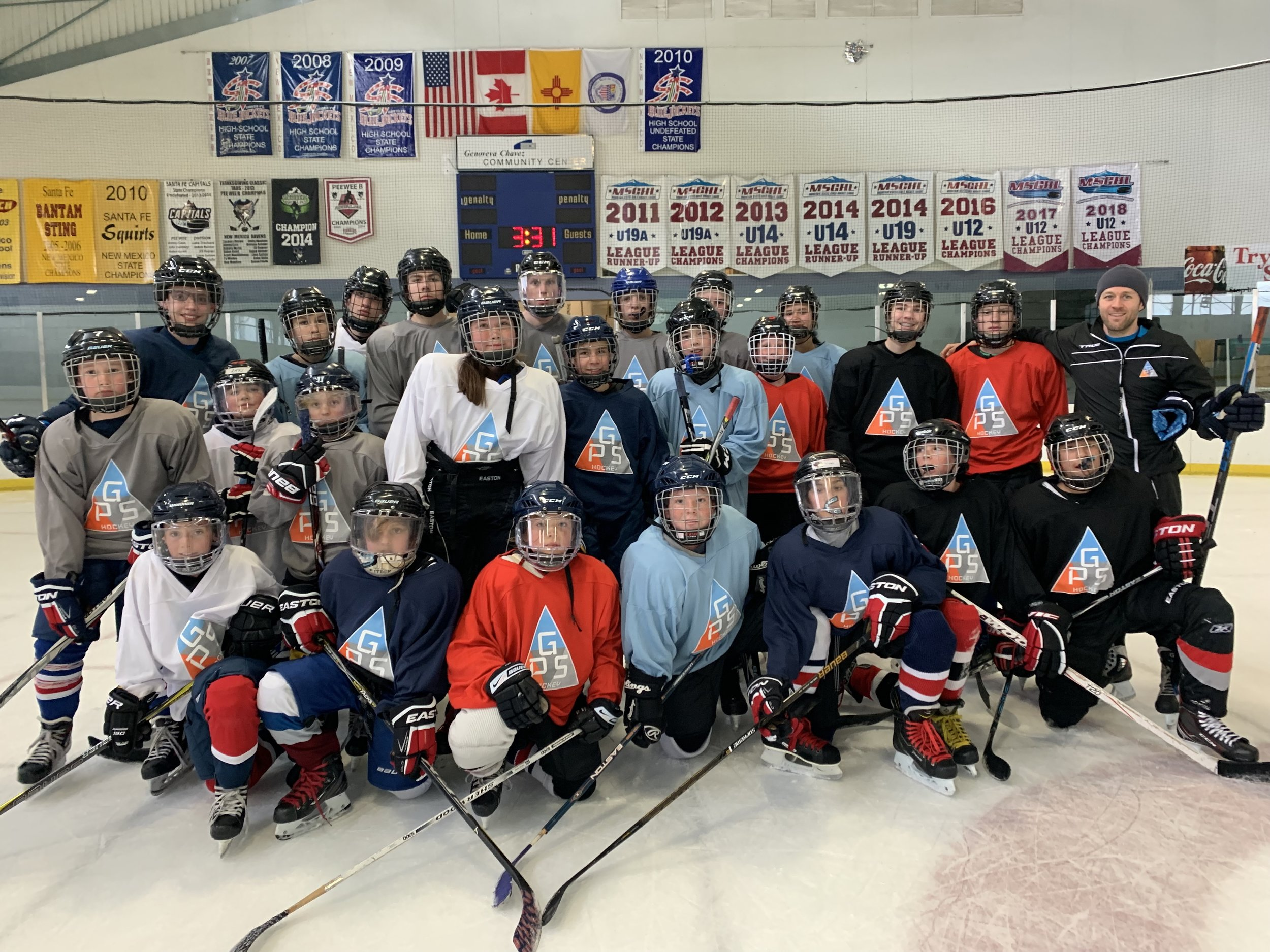 Grunnah Power Skating + Hockey School - Archive