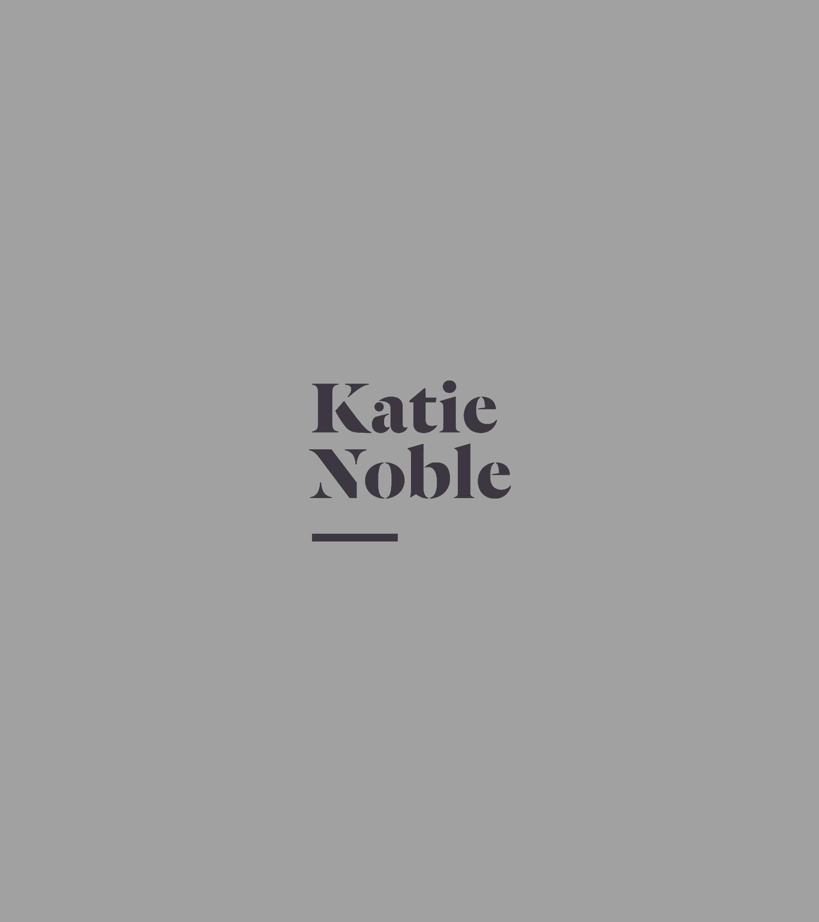 Katie Noble Logotype