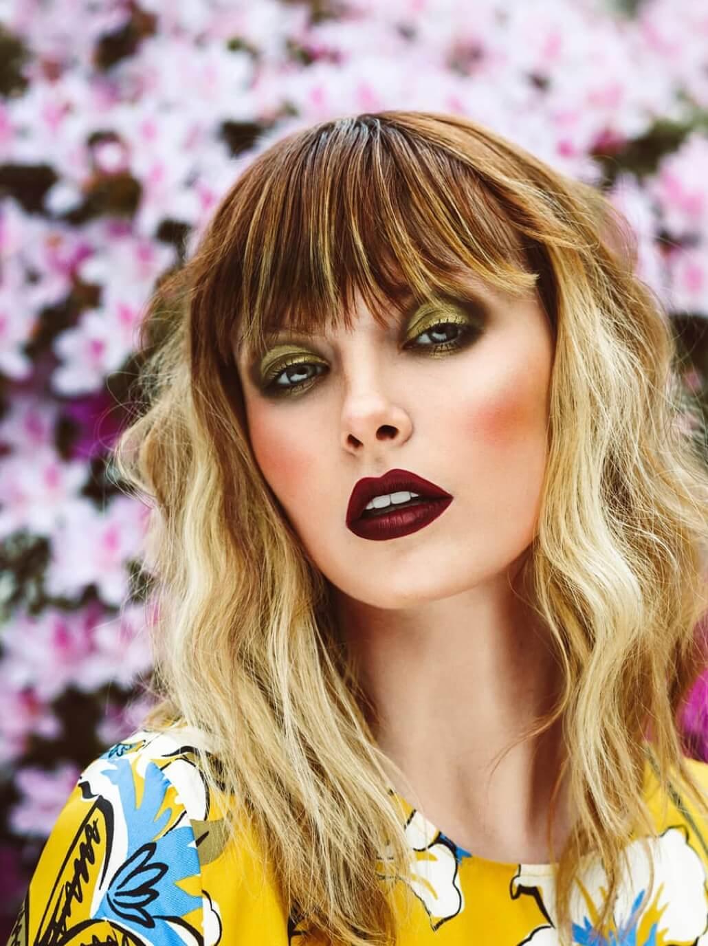 Model Sophia Andries