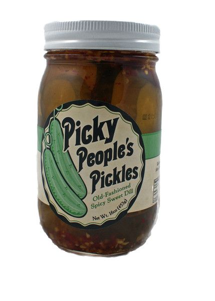 Picky People's Pickles