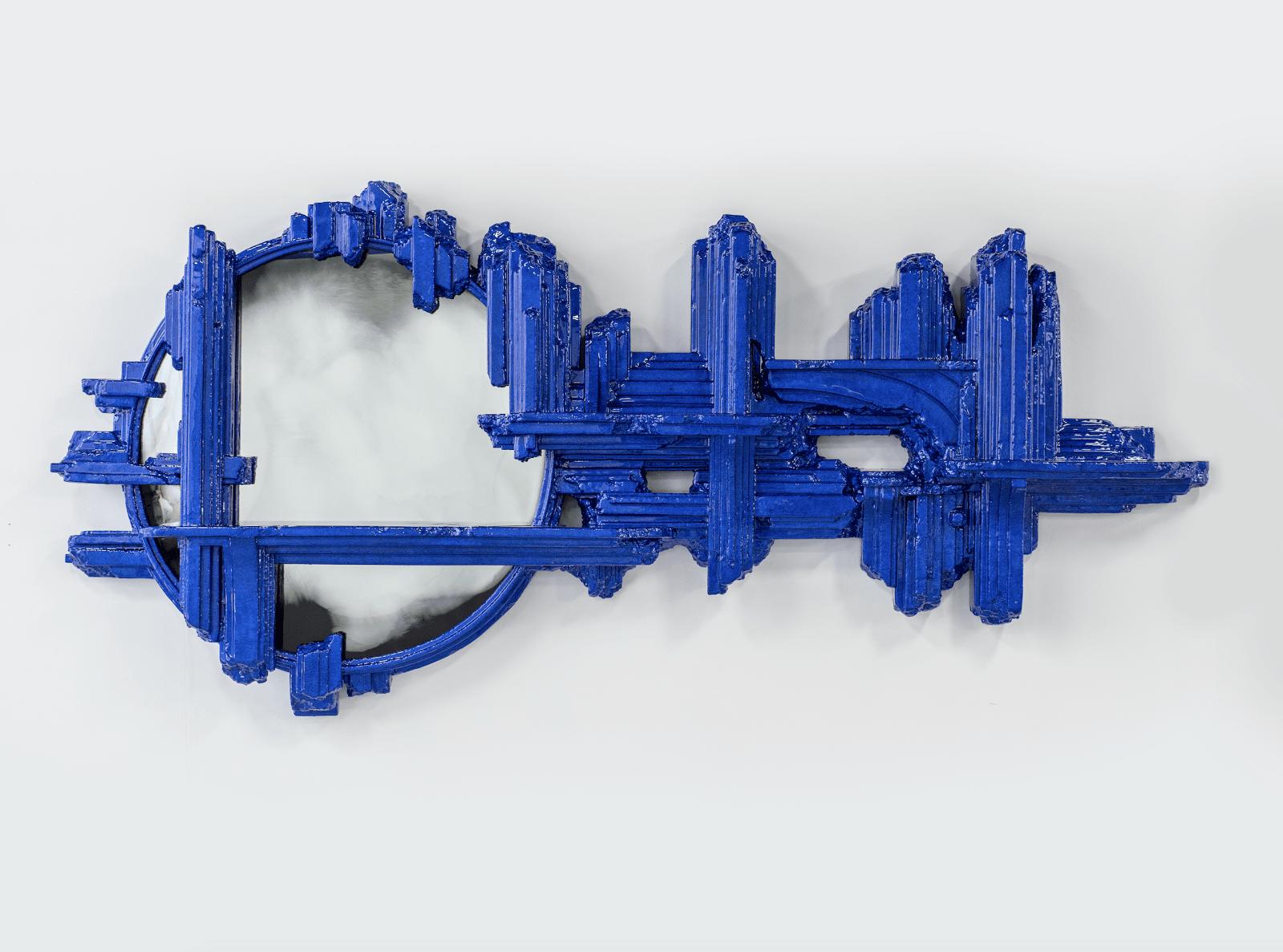 Alufoil (Arcade Mirror), 2016