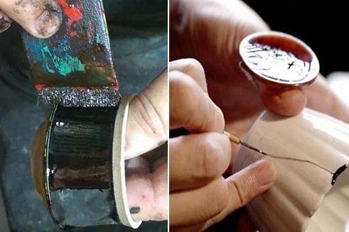 Lacquerware -