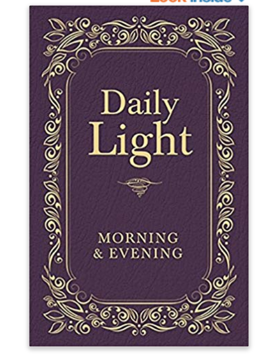 Daily Light: Morning and Evening Devotional