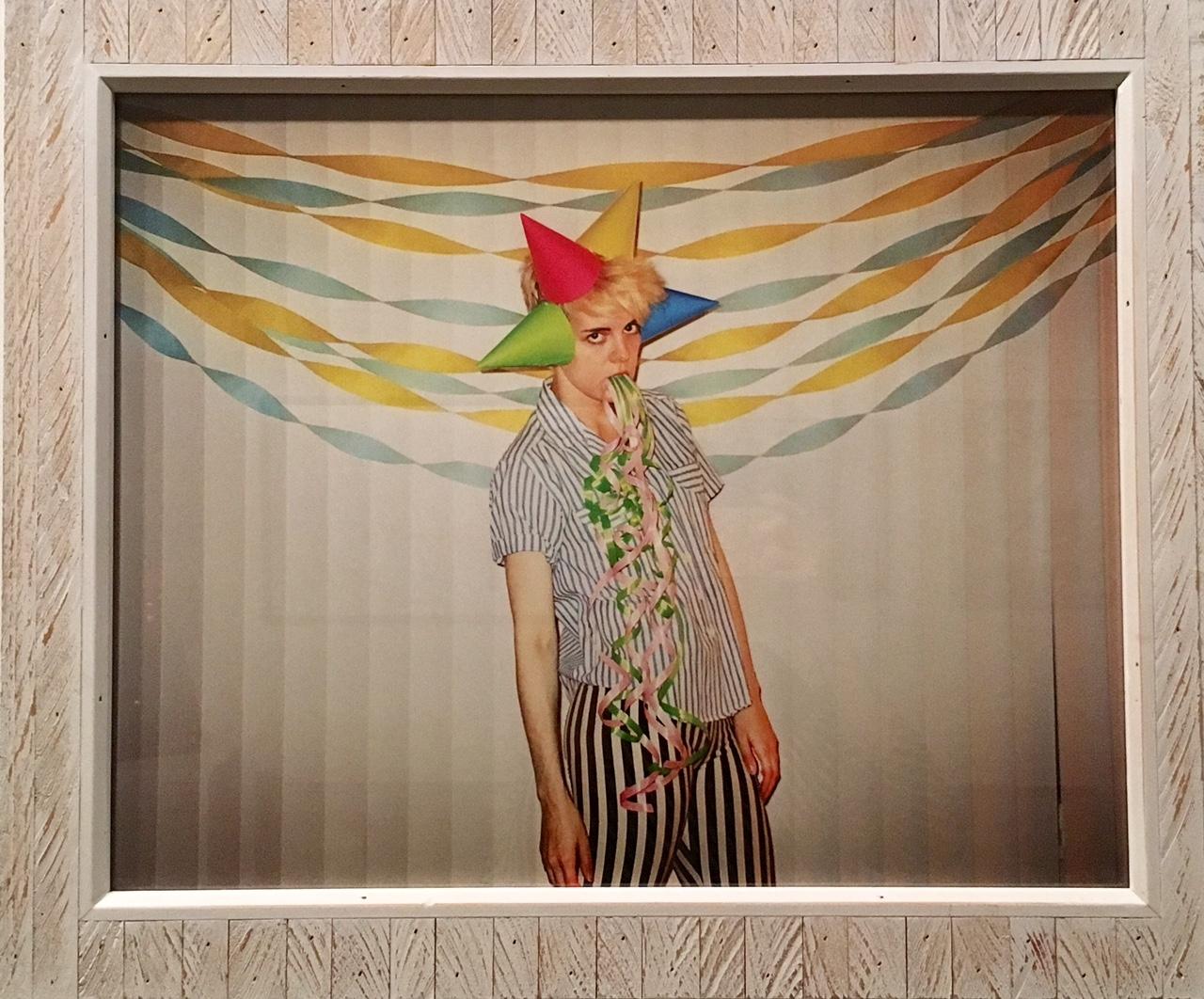 Party Puke by Lauren Max | $200