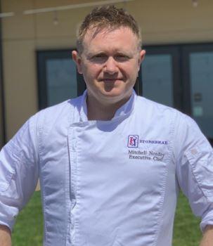 Mitchell Nordby - Executive Chef    mnordby@stonebrae.com    510.728.7923