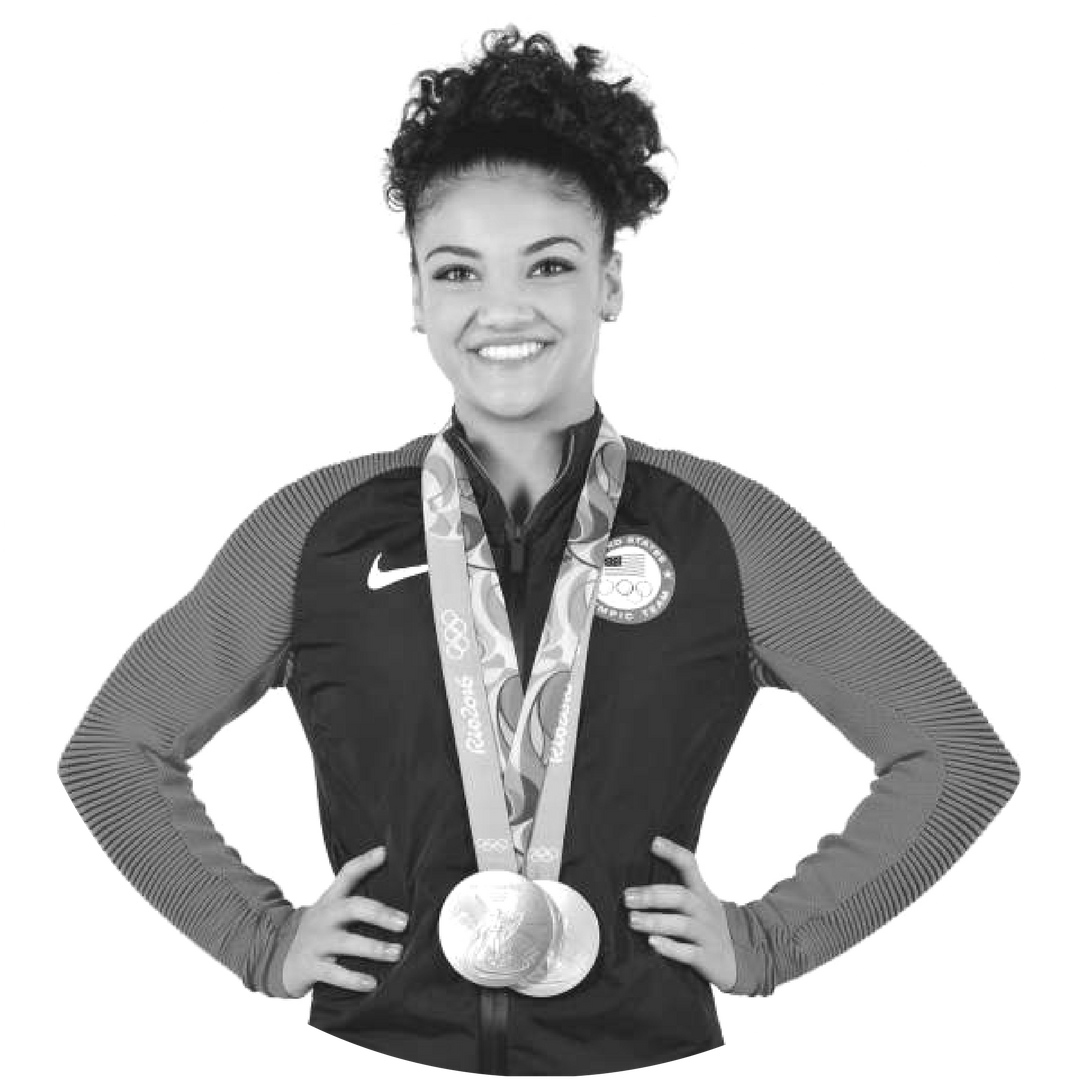 laurie hernandez bw circle.png