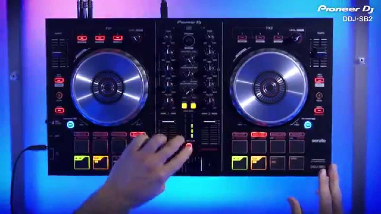 ddj-sb2 controller - Live Digital Turntables