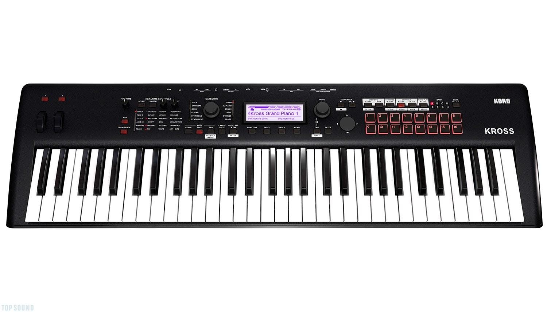 korg kross 2 - Live Keyboard Synthesiser Workstation/Multi Pupose Drum Kit
