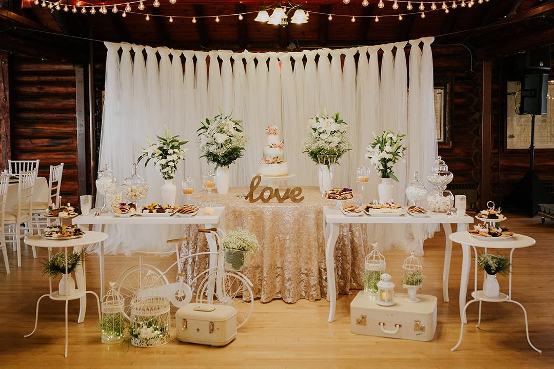 Romantic & Rustic Wedding - Gallery