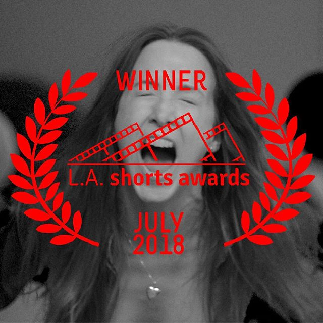 July is #heatingup for @pop.theshortfilm #winner #bestshortfilm thank you thank you thank you #lashortsawards #fearputapininit - - - - - - #shortfilm #indieshort #indiefilm #film #filmmaking #pop #weareallcarol #faceyourfear #la #hollywood #wemakemovies