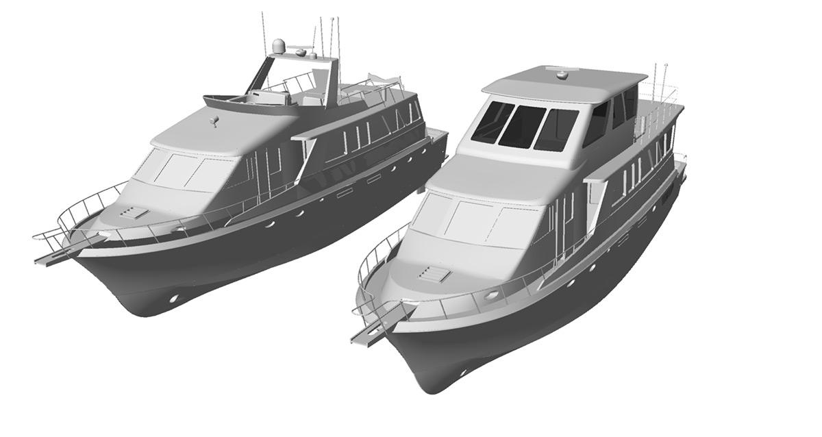 As Built and Refit Design Models