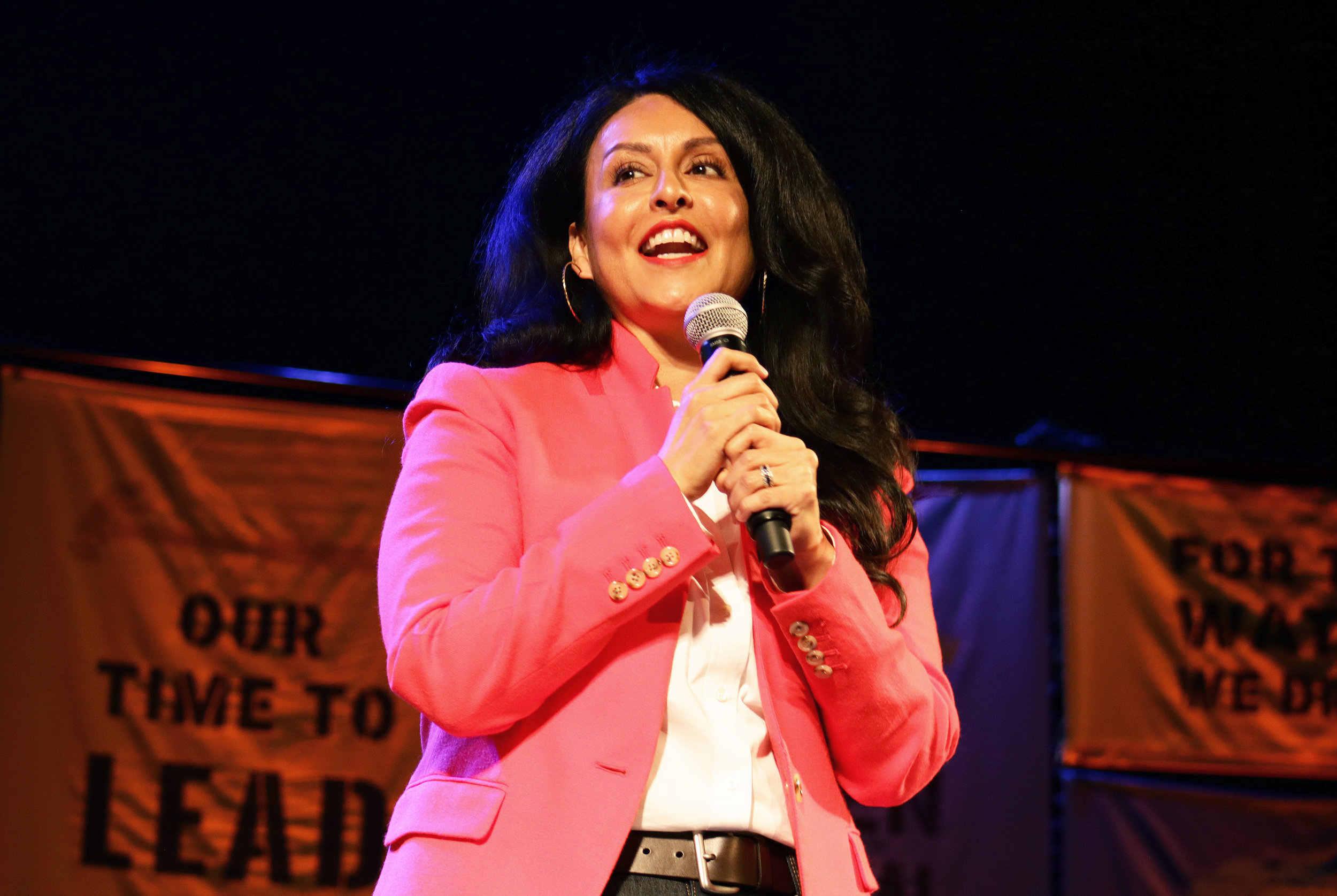 Los Angeles City Councilperson Nury Martinez