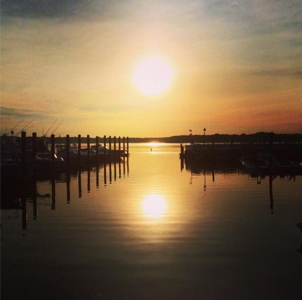 Lake in Belmar- Sunset.jpg