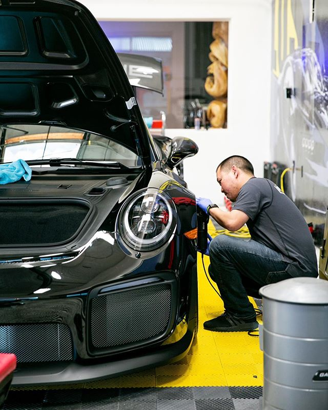 M A I N T A I N : Let our skilled team help keep your ride clean and detailed. We are open 7 days a week!