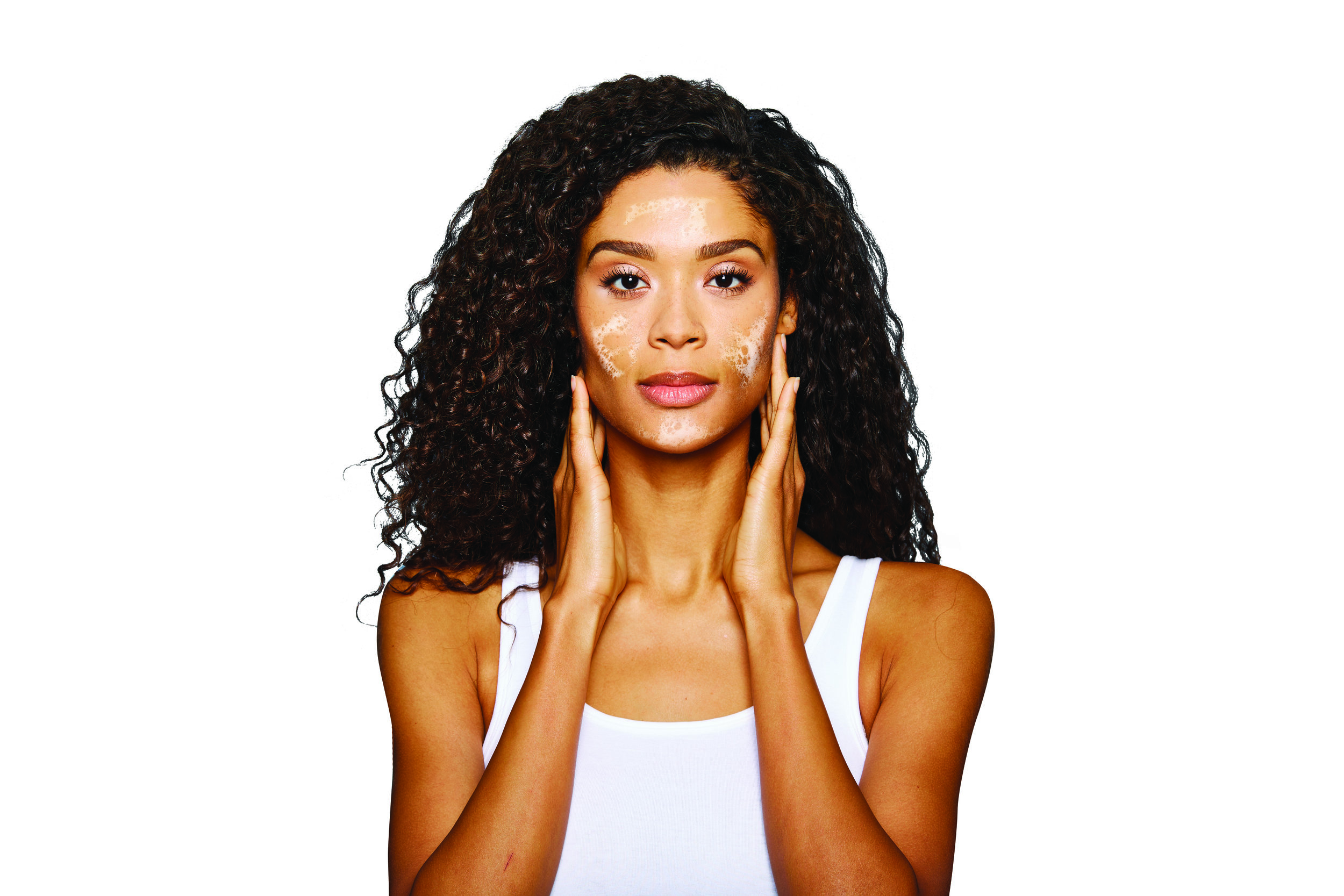 Posh Dry Skin Routine