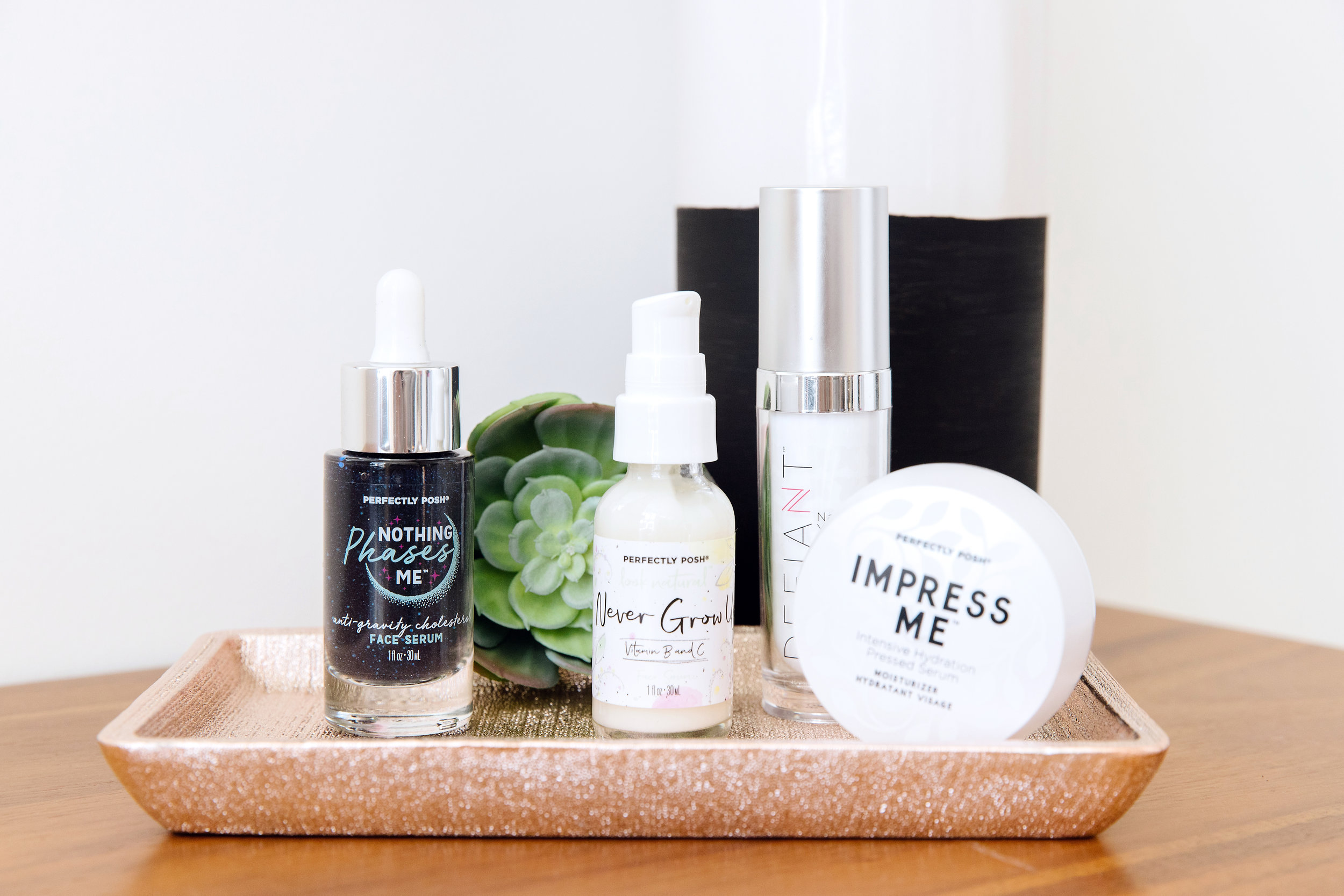 Perfectly Posh Face Serums