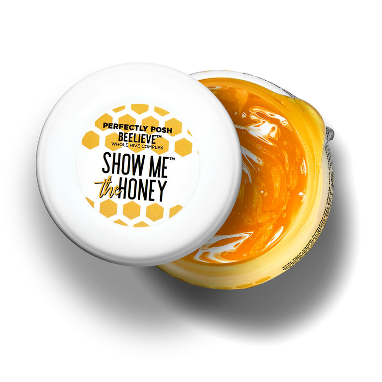 Perfectly Posh Show Me the Honey Face Mask, face mask for sensitive and irritated skin, naturally based manuka honey face mask for dry skin