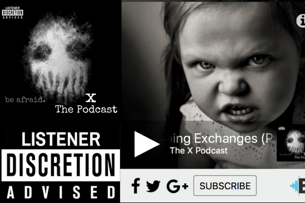 paranormal podcasts