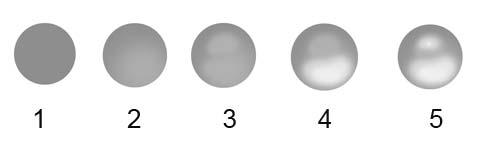 Round moonstone