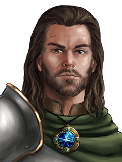 Gaulen - this was a portrait done for Xulima games