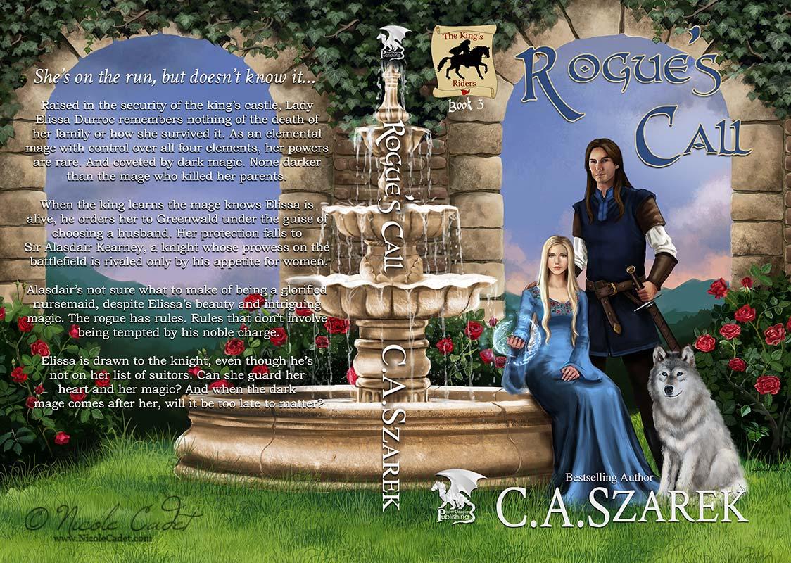 Book 3 - Rogue's call