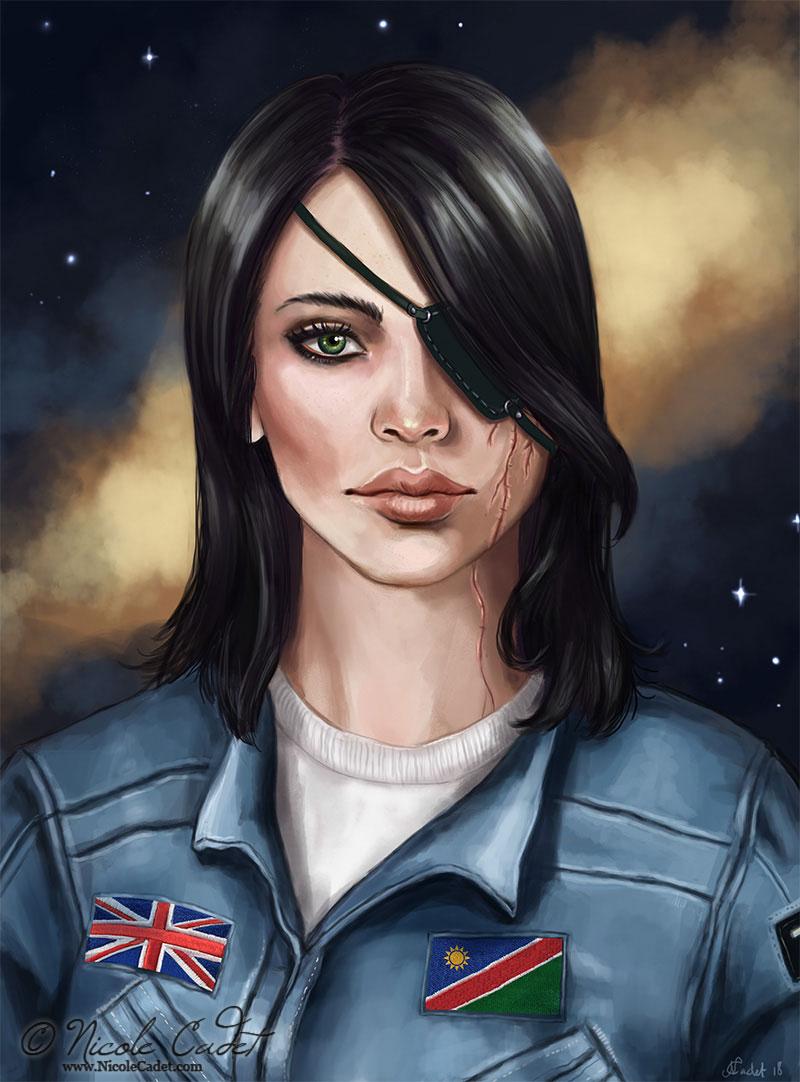 Mira - the final portrait