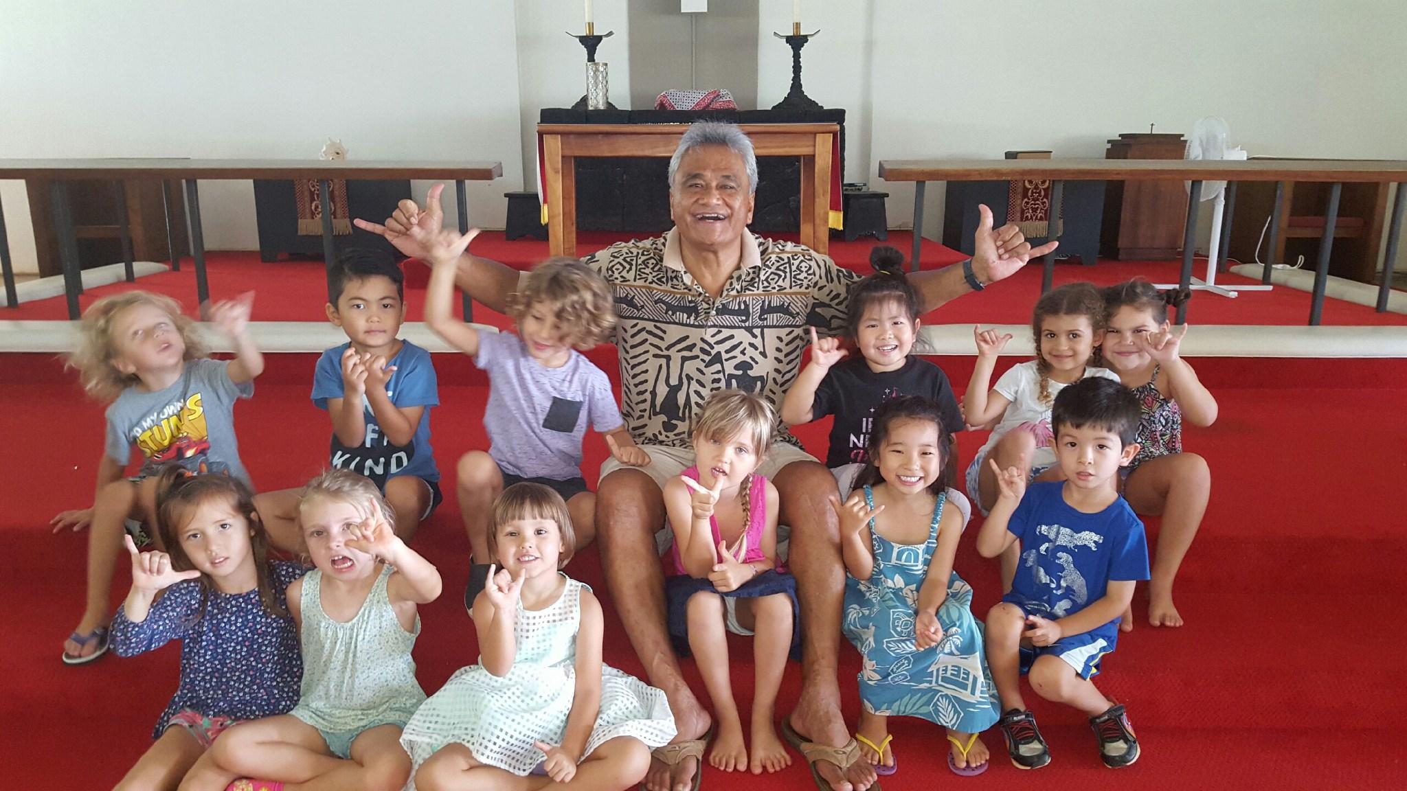 Wednesday Keiki Chapel