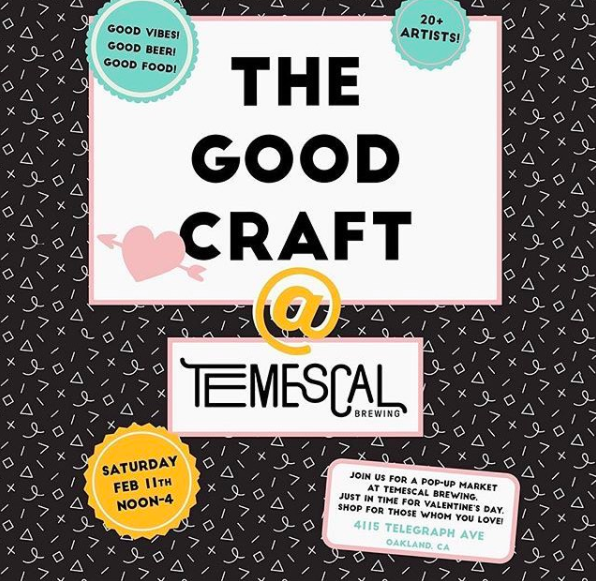 Good Craft SF @ Temescal Brewing