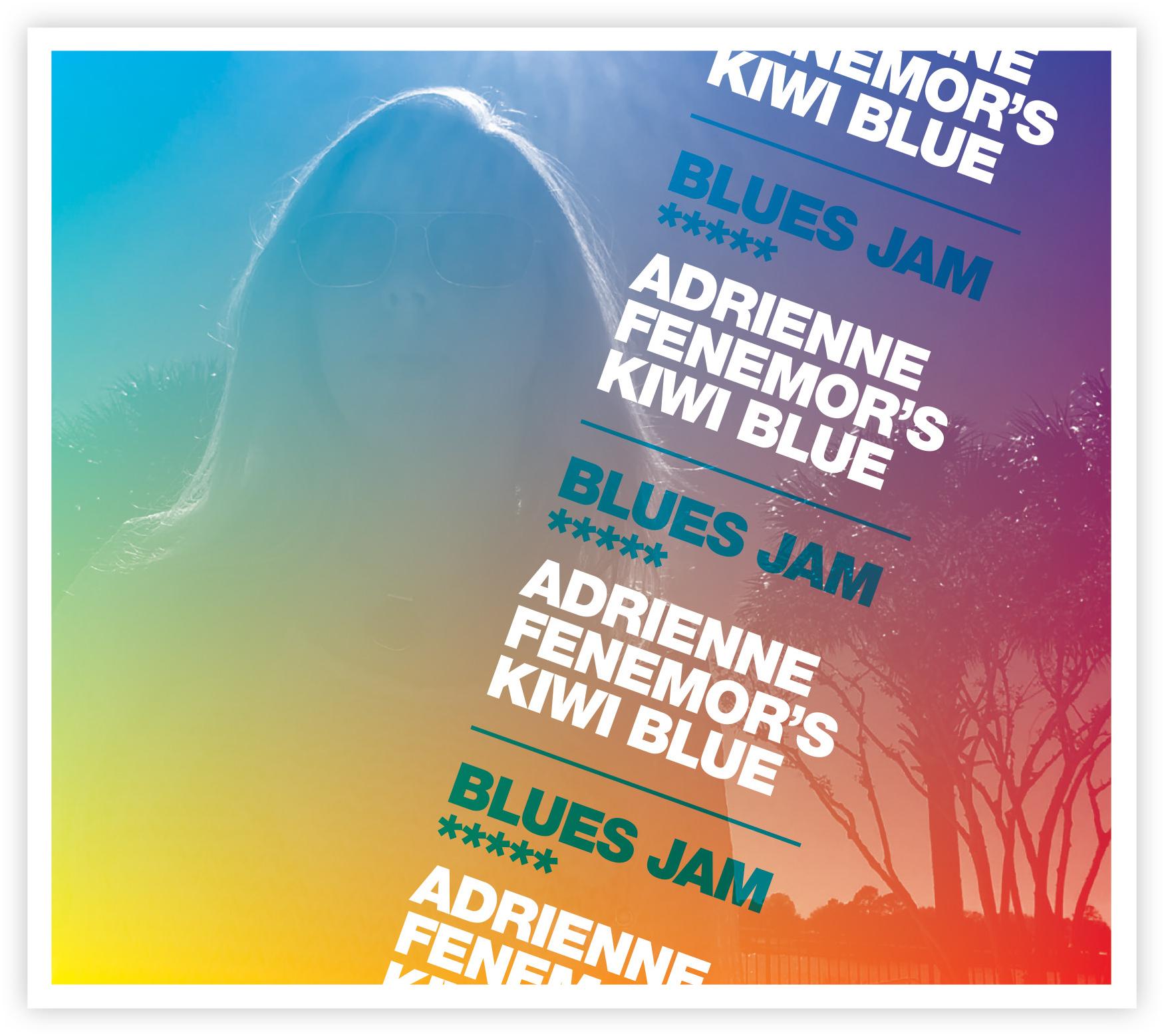 Adrienne McKay – Blues Jam